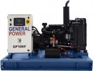 Дизельный генератор General Power GP10KF с авр